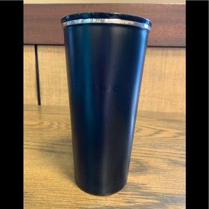 Starbuck Tumbler Steel Pipster Black 16 oz